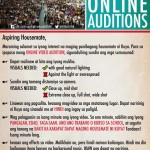 Online Audition for PBB Season 5