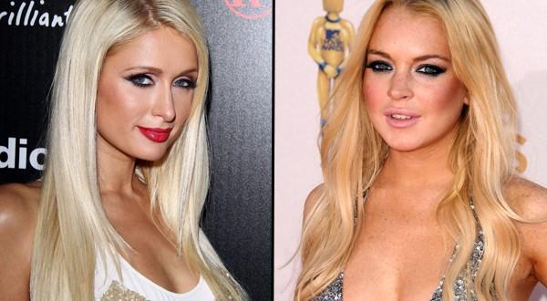Paris Hilton says Lindsay Lohan is 'dead'